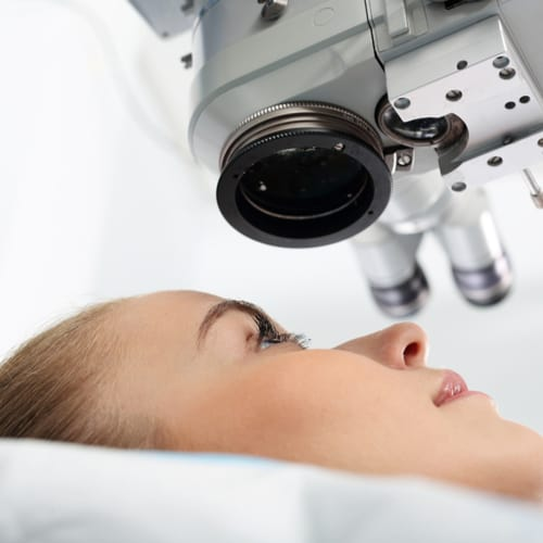 why laser eye surgery image